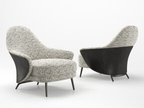 Angie Armchair and Footstool