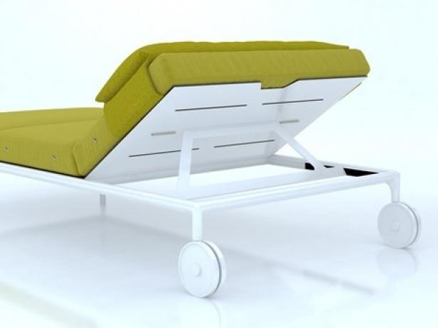 Springtime Chaise Lounge 12