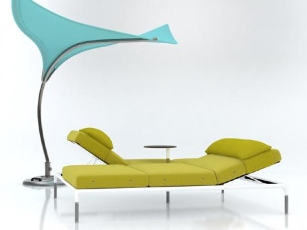 Springtime Chaise Lounge 13