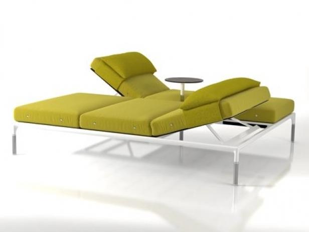 Springtime Chaise Lounge 9