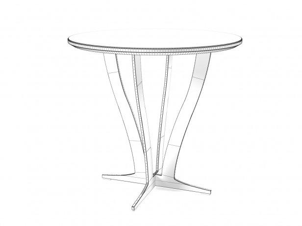 Richard Coffee Table Marble 55 2