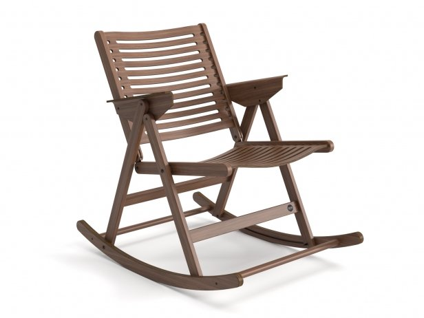 Rex Rocking Chair 1