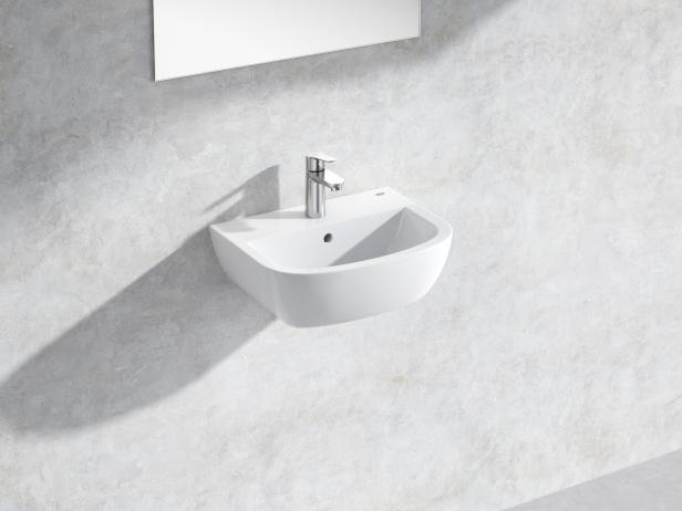 Bau Wall-hung Basin 45 Set 1
