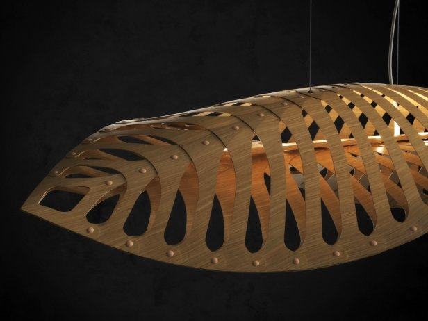 Navicula Pendant Light 3