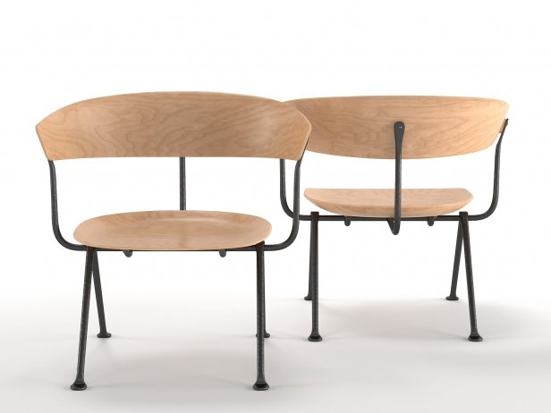 Officina Low Chair 5