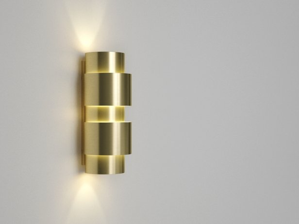 Ring Wall Lamp 1