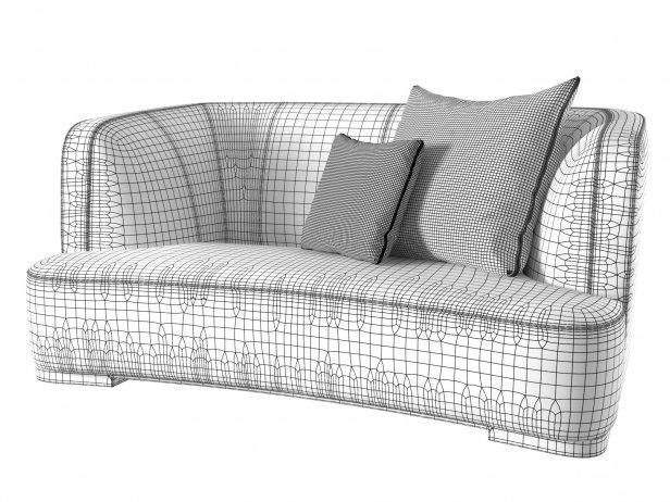 Francis 180 2-Seater Sofa 4
