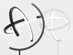 Atom Straight Floor Lamp