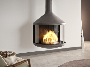 Hubfocus Fireplace