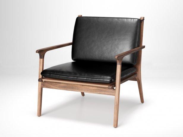 Ren Lounge Chair Large 4