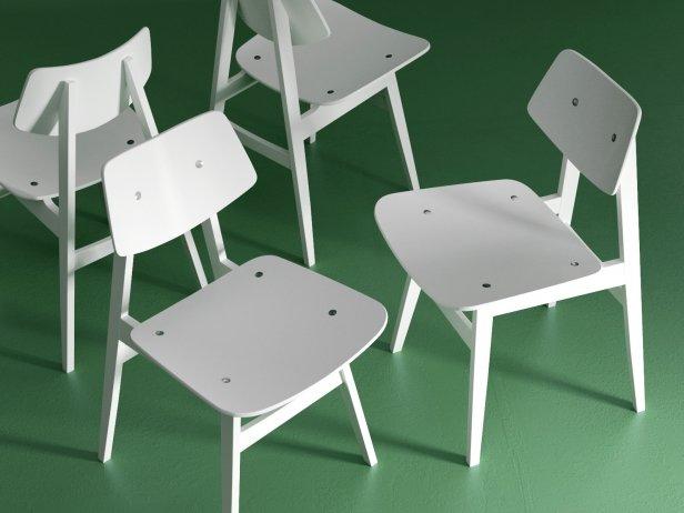 1960 Chair 1