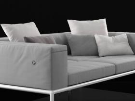 Springtime sofa