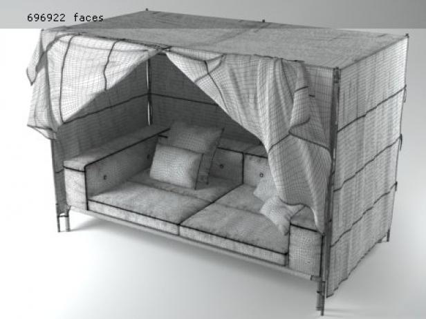 Springtime sofa stt 10