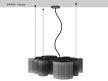 Paraaf Suspension Lamp 6