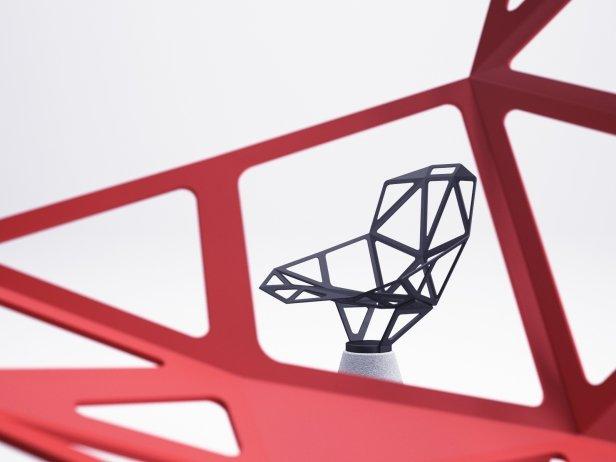 Chair One Concrete Base 1
