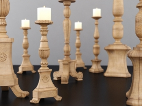 Restoration Hardware 3d Models Created By Design Connected