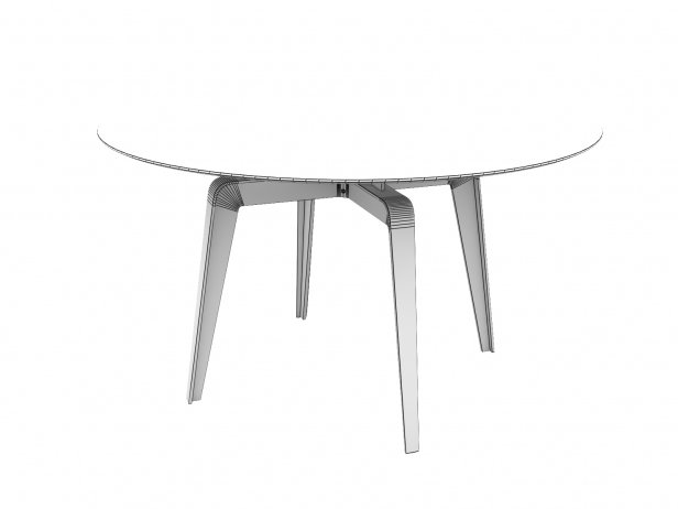Odessa Dining Table 130 5