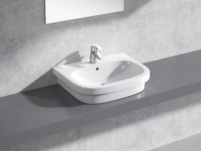 Eurosmart Countertop Basin 60 Set