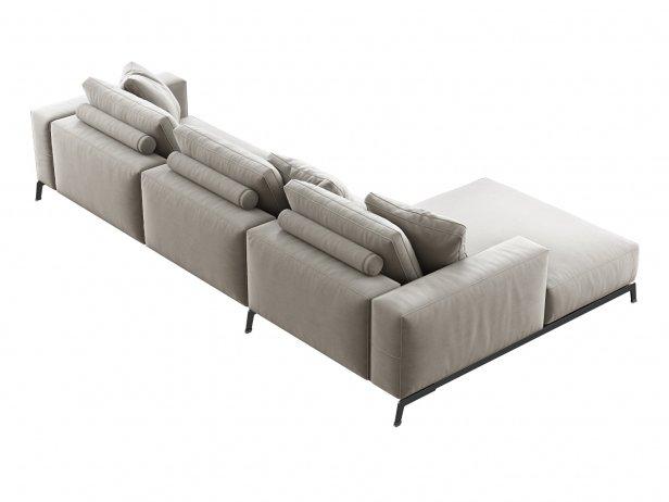 Ettore Corner Sofa 3