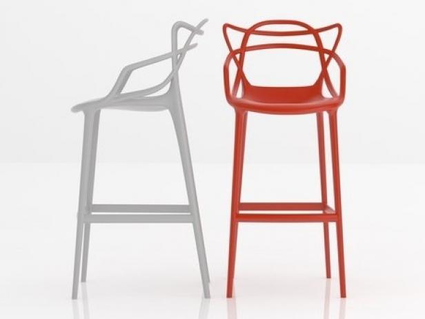 Masters stool modello d kartell