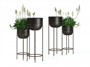 Wesley Metal Plant Stands