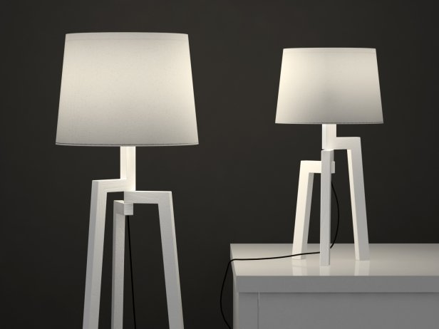 Stilt Floor & Table Lamps 6