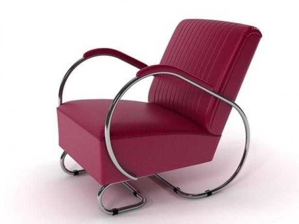 Tube armchair 1