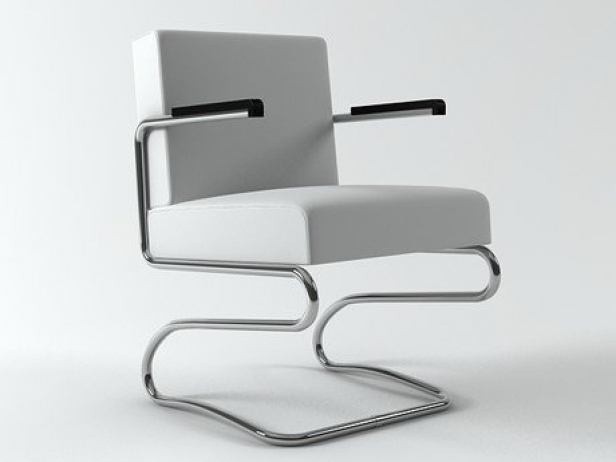 Jindrich Halabala Chair 5