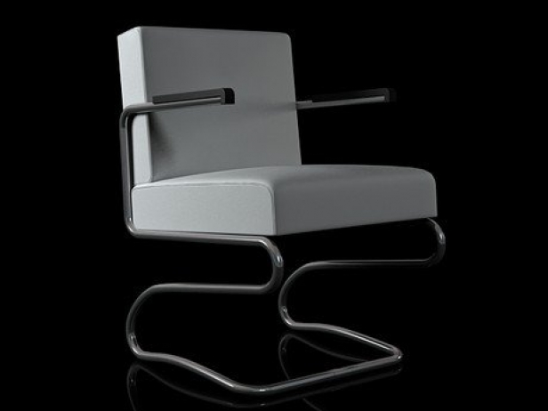 Jindrich Halabala Chair 2