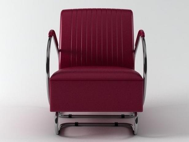 Tube armchair 2
