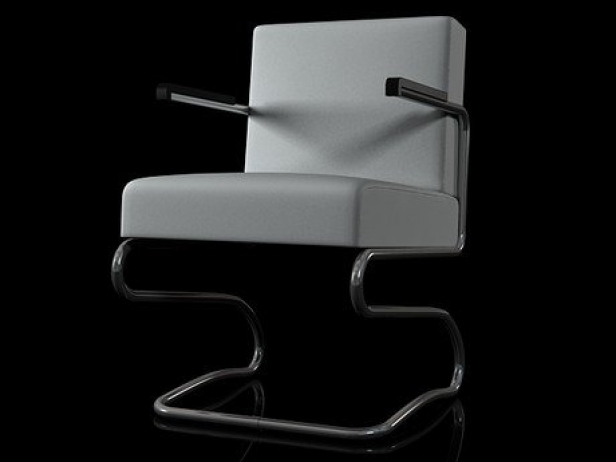 Jindrich Halabala Chair 4