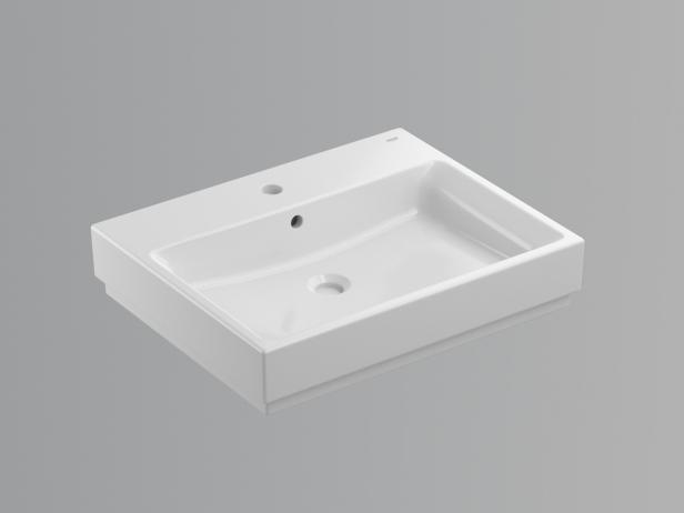 Eurocube Countertop Basin 60 Set 2