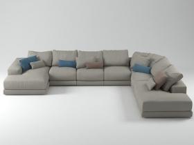 Hills sofa 3