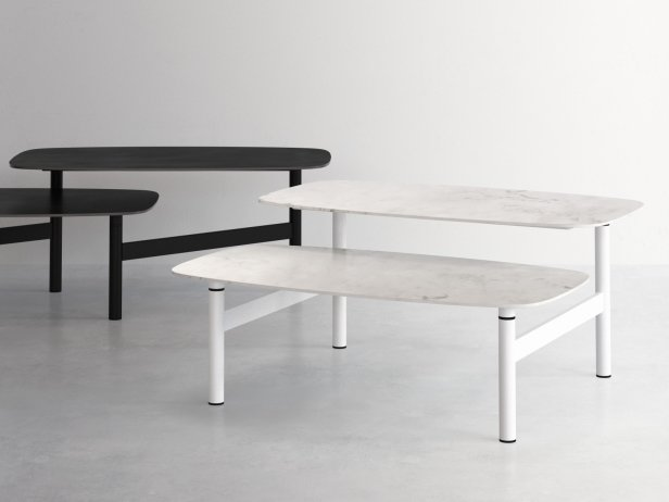 Pantographe Coffee Tables 2