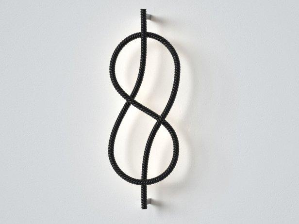 Endless Knot Wall Lamp 1