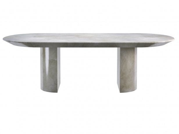 Knife Edge Dining Table 5