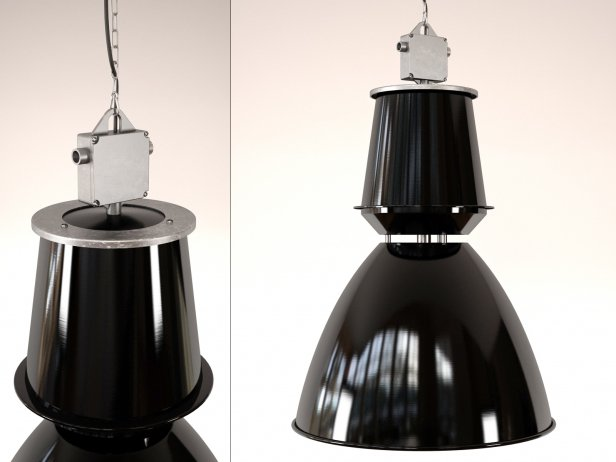 Magasin Lamp 2