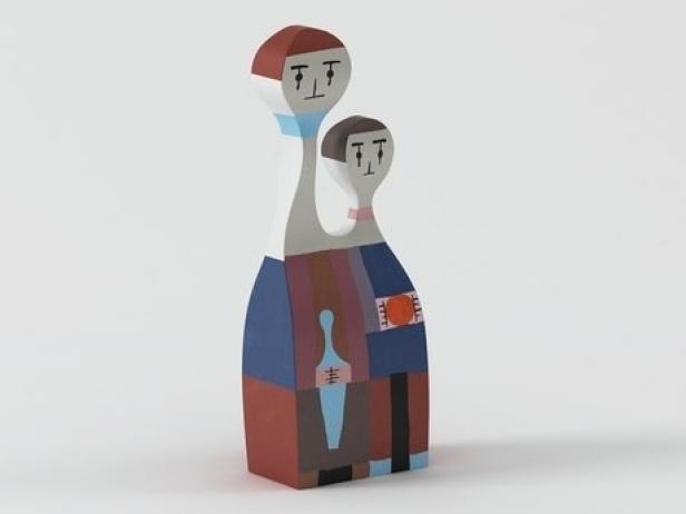 Wooden Dolls 7