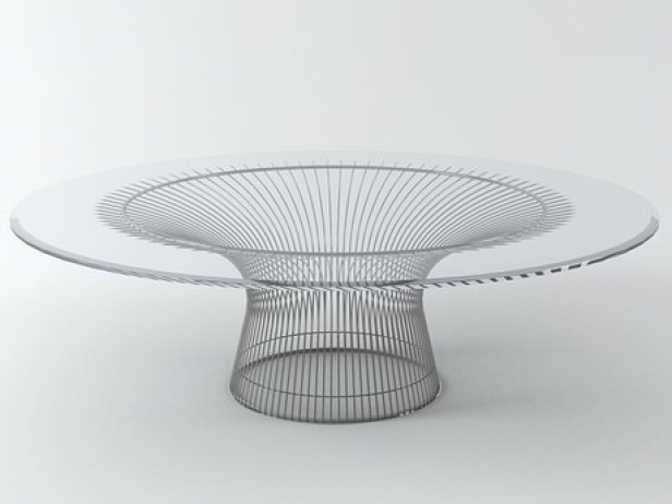 Platner Coffee Table 1