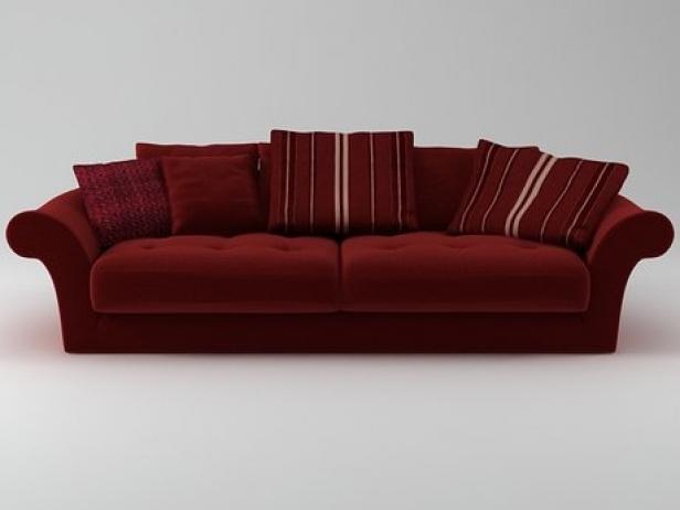 Divano Vintage Roche Bobois.Paresse Sofa