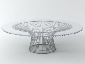 Platner Coffee Table