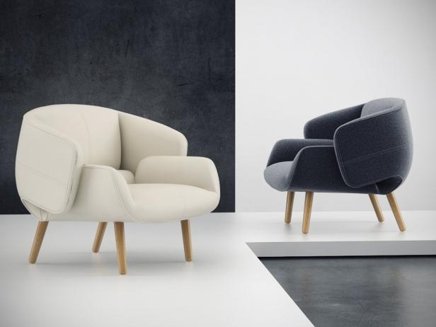 Fusion Chair 3d Model BoConcept
