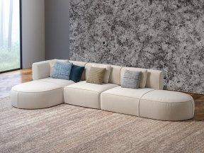 553 Bowy 50-10 Modular Sofa