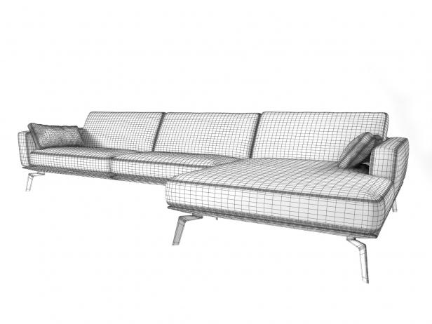 DS-87 Corner Sofa 4