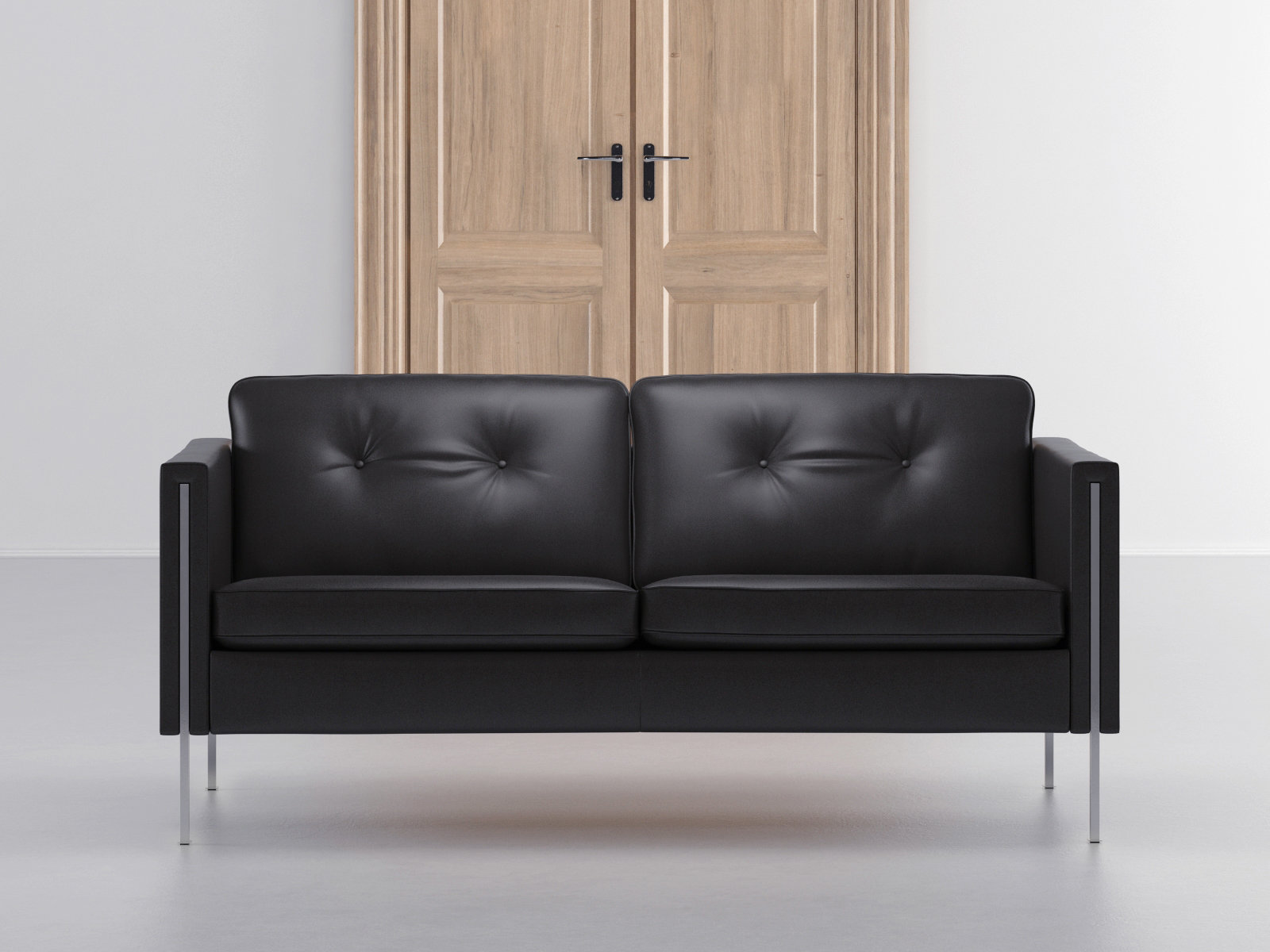 andy 2 seater mod le 3d ligne roset. Black Bedroom Furniture Sets. Home Design Ideas