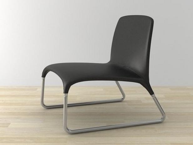Vela Lounge Chair 2