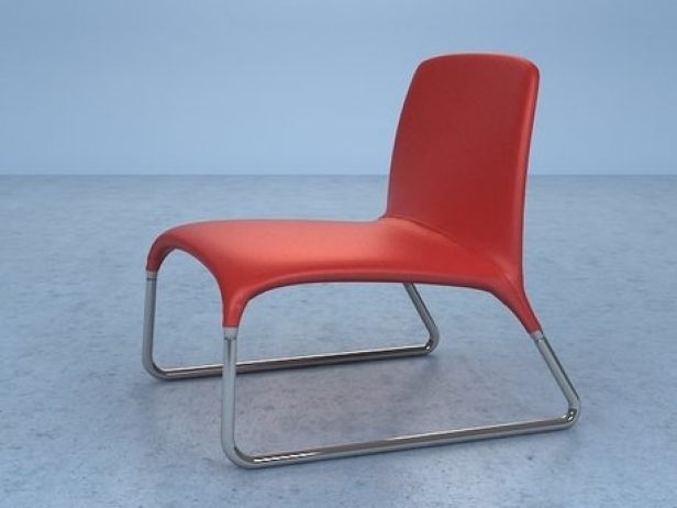 Vela Lounge Chair 1