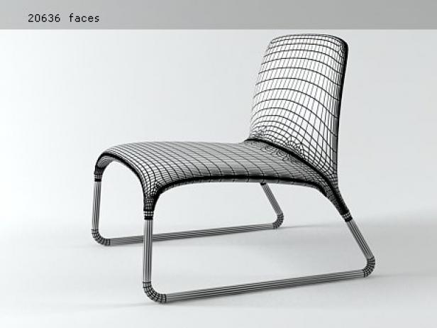 Vela Lounge Chair 8
