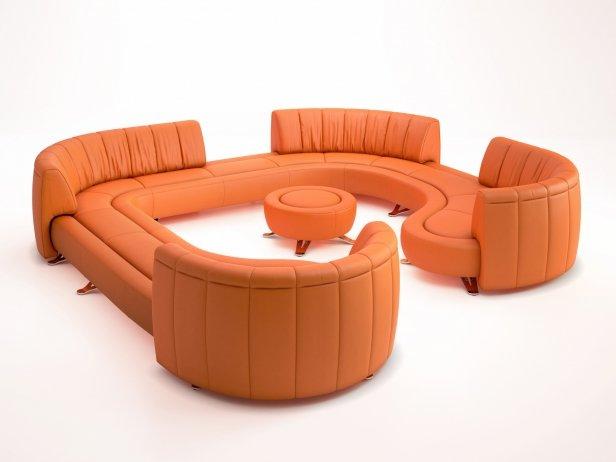 DS-1064 Modular Sofa 3