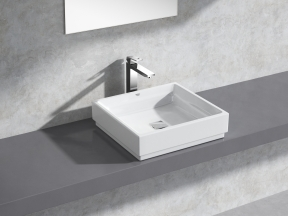 Cube Countertop Vessel 50 Set